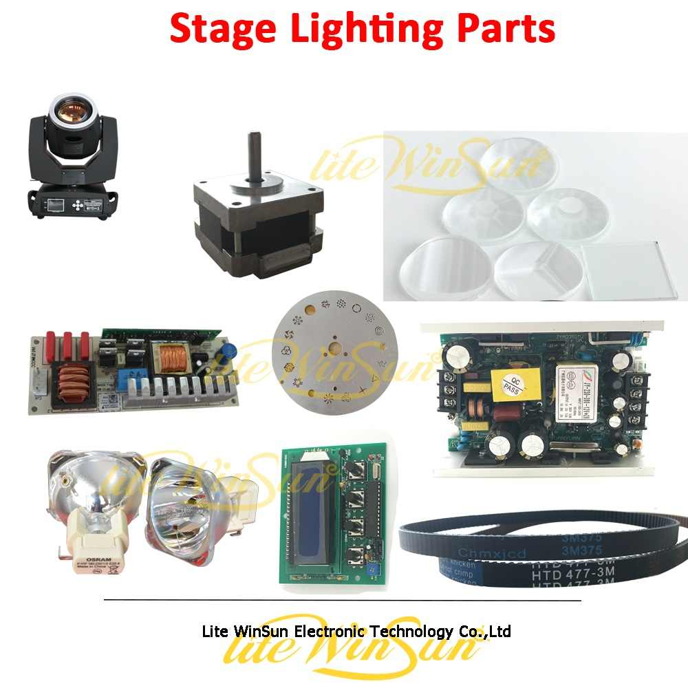 Stage Lighting Parts Beam R7 230w Prism