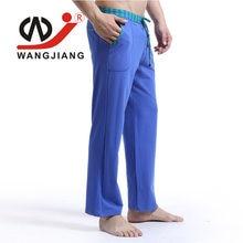 Men s Casual Trousers Soft Comfortable Men s Sleep Bottoms Homewear pants  pajama loose Lounge Men Cotton Long 944b86b6c