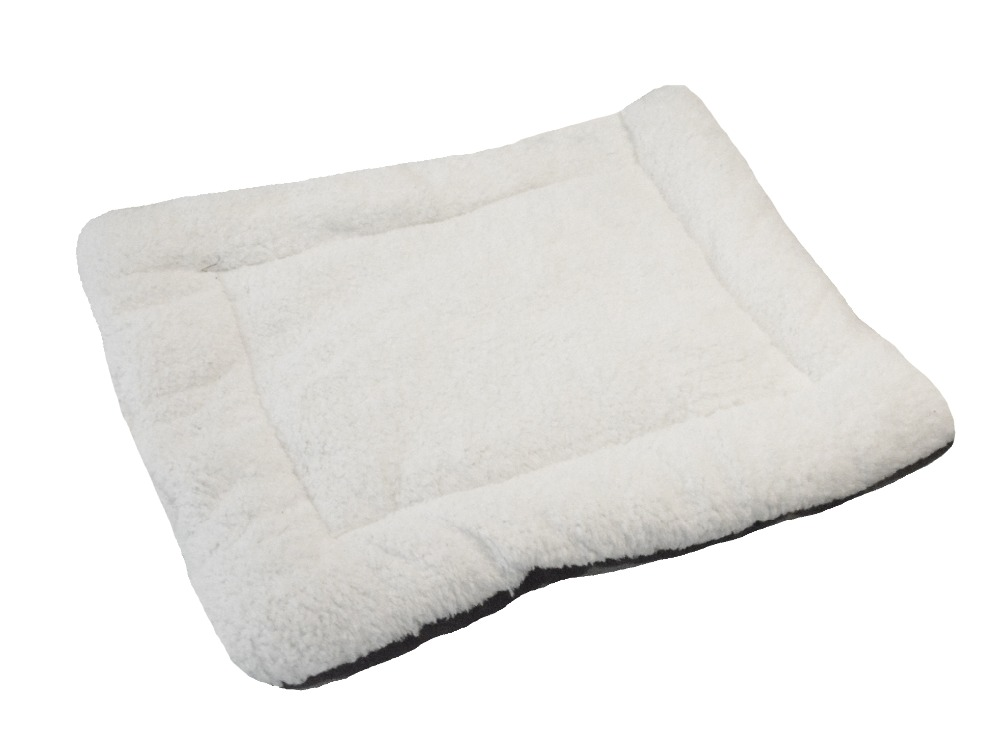 Sinland Comfort Pet Dog Cat Kennel Mat,Soft Warming Crate Pad 21x18