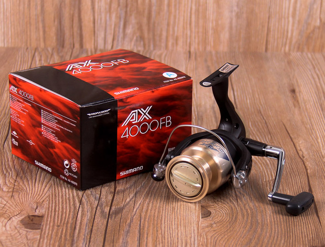 Shimano AX FB Spinning Reel Spinning Reels Full Range Coarse Fishing