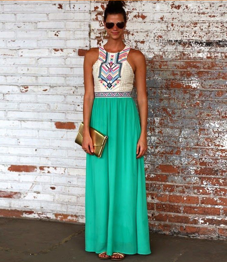 Popular Sun Dresses Maxi-Buy Cheap Sun Dresses Maxi lots from ...