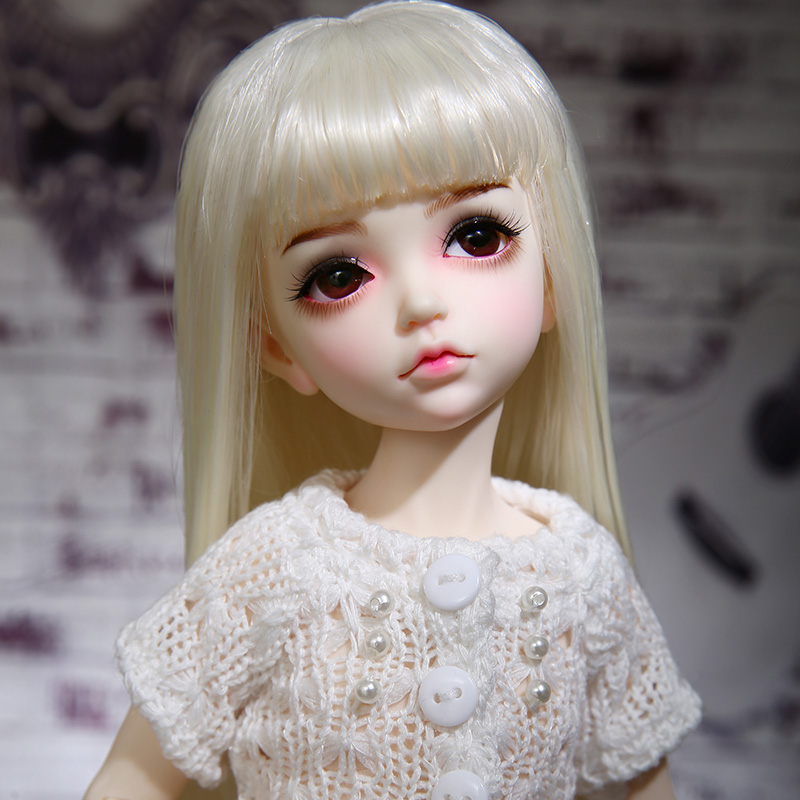 Iplehouse IP Kid Lonnie bjd sd doll fullset 1 4 body model girls boys High Quality