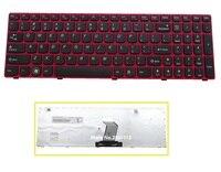 New Laptop US Keyboard For Lenovo G580 Z580 B580 V580 G580A V580A Z580A G580G G585 G585A