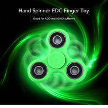 Fidget Spinner Tri-Spinner Fidget Toy Gift Fidgets Hand Spinner For Autism and ADHD Increase Focus Keep Hands Busy