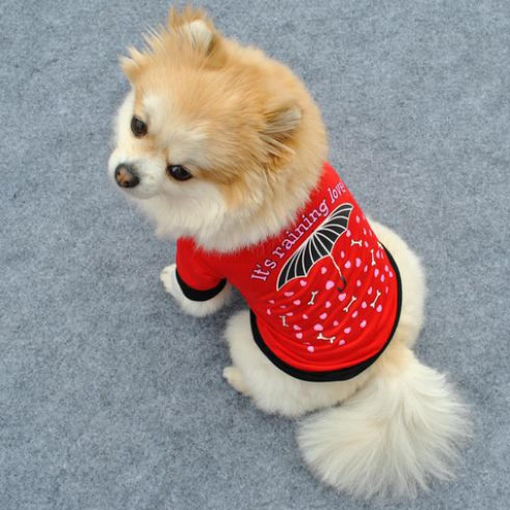 Online Shop Pet Dog Puppy Change Beautiful Warm Lovely Coat Clothes