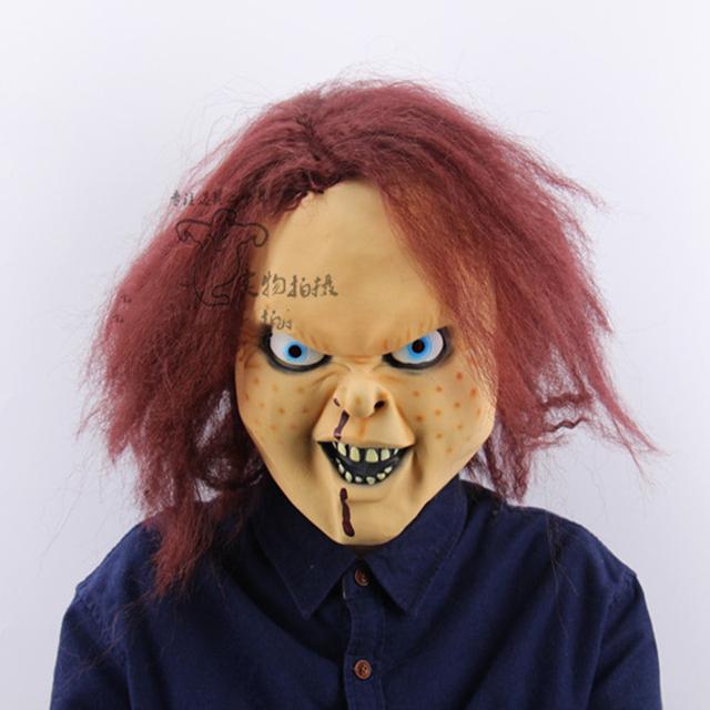 Chucky Creepy Mask