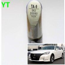Автомобильная ручка для ремонта царапин, авто краска ручка жемчужно-белого цвета для Toyota Vios Corolla Reiz vois highlander Crown RAV4 Camry Yaris