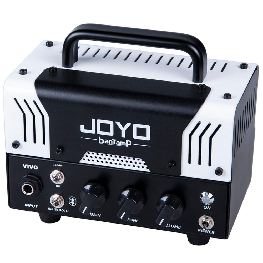 JOYO Electric Guitar AMP Amplifier Tube Multi Effects Preamp Portable Mini Speaker Bluetooth banTamP Guitar Parts Accessories - 6