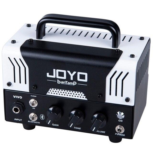 JOYO Electric Guitar AMP Amplifier Tube Multi Effects Preamp Portable Mini Speaker Bluetooth 5