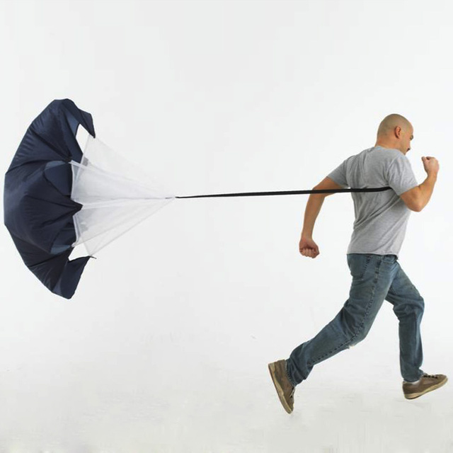 Parachute Umbrella Speed Resistance Training