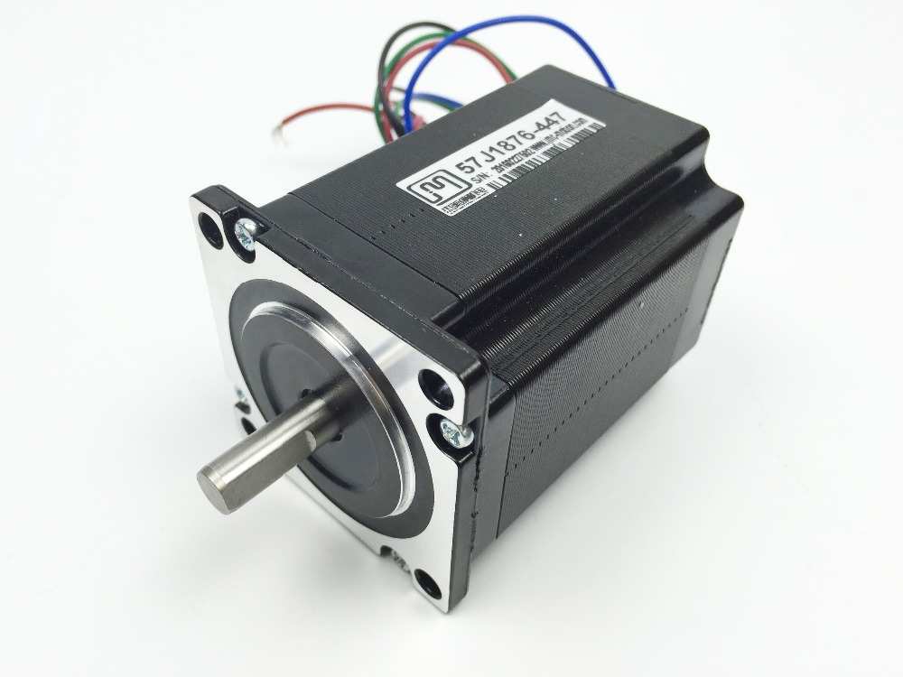 Nema 23 2phase 2n M Stepper Motor 57mm Frame 8mm