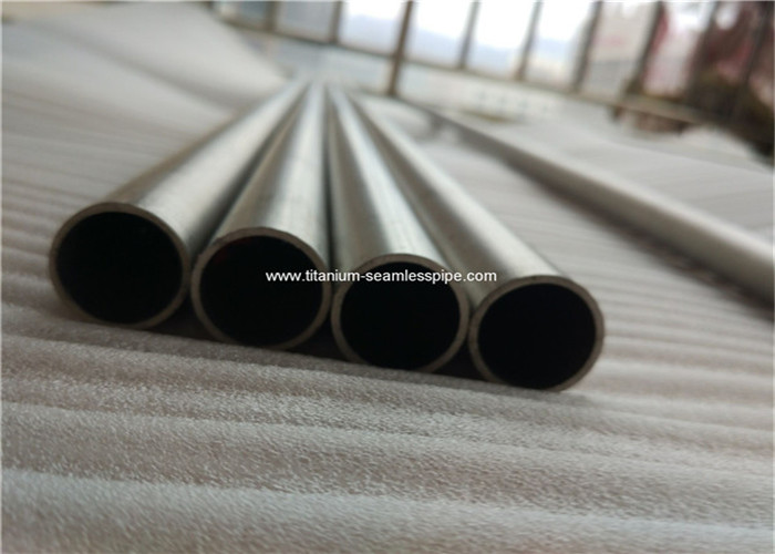Titanium Seamless tube Materials Gr2, ASTM B338 Size OD38 x WT 2mm x L 1000mm ,5pcs free shipping,Paypal is available