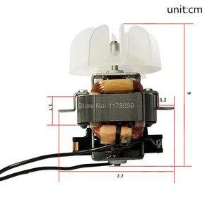 Image 1 - professional high power hairdryer motor,Single phase series motor AC 220V 50HZ hairdryer AC motor accessories,J17621