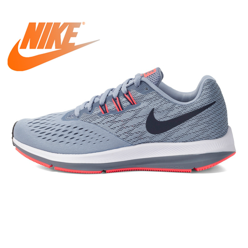 Original Nike  2019 NIKE ZOOM WINFLO 4 Womens Running Shoes New Arrival high qualityOriginal Nike  2019 NIKE ZOOM WINFLO 4 Womens Running Shoes New Arrival high quality