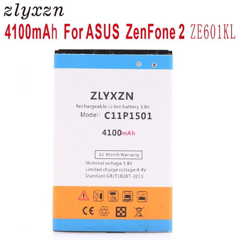 C11P1501 4100 mah Batterie Pour ASUS ZenFone 2 ZenFone2 Laser Selfie ZE601KL ZE550KL ZD551KL ZE551KL