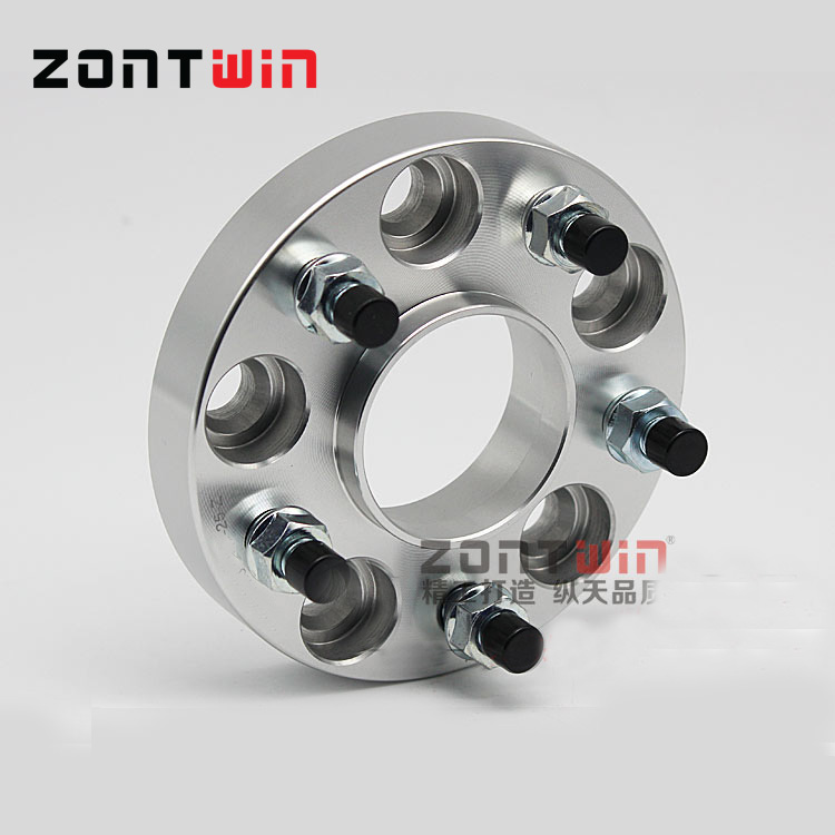 25MM ZONTWIN aluminum alloy CNC wheel adapters 5-114.3 67.1 suit for car JEEP LIBERTY/PATRIOT 2WD 4WD/ PROSPECTOR LASER RS TURBO
