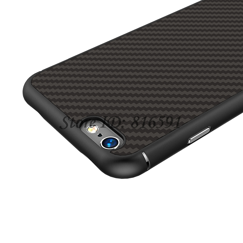 newest a0152 68de0 Iphone 6S Case Nillkin Synthetic Fiber Hard Carbon Fiber PP Plastic Iphone  6S 6Plus 6Splus