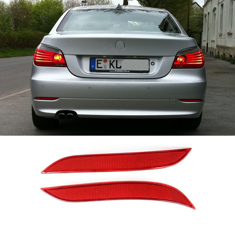Rear Right Side Bumper Reflector Light for BMW E60 525i 530i 550i 545i 2004-2007