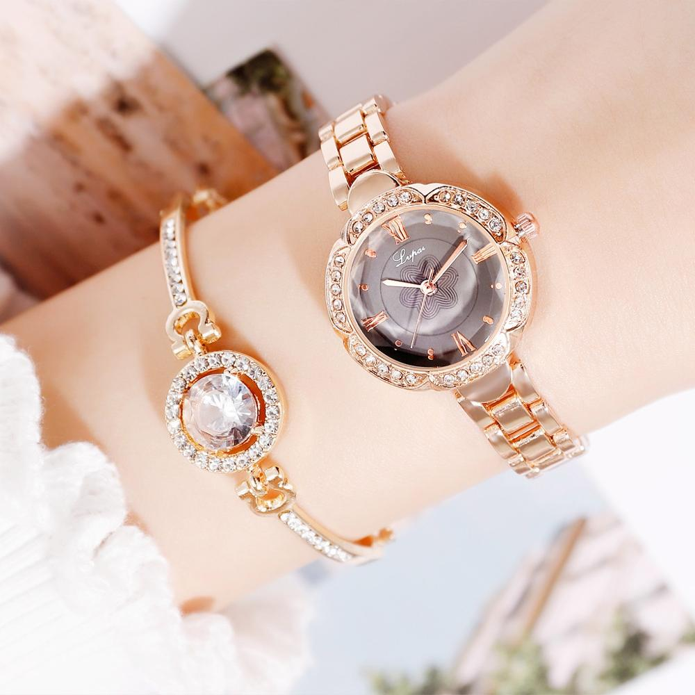 Rose Black Bracelet