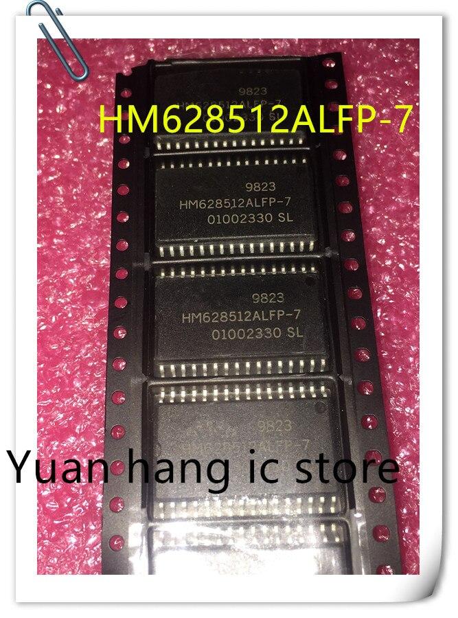 10PCS LOT HM628512ALFP 7 HM628512ALFP HM628512 SOP32 NEW