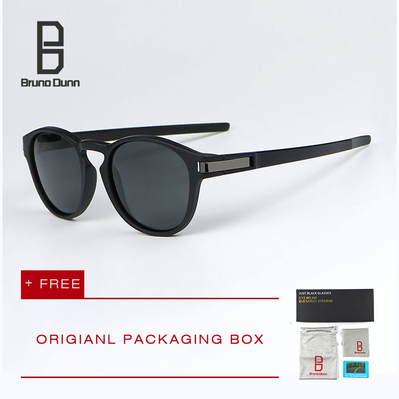 99693cf981 Bruno Dunn Polarized Sunglasses Men s Driving Shades Male Sun Glasses For  Men women Safety 2018 Luxury Brand Designer Oculos-in Sunglasses from  Apparel ...