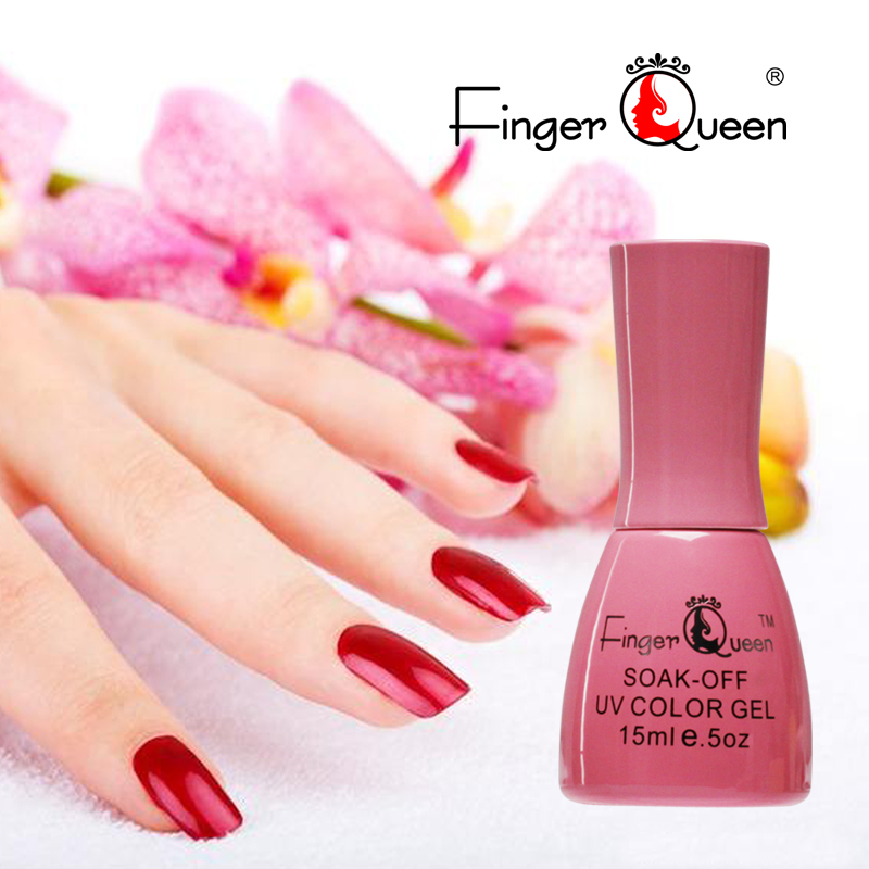 FingerQueen 1pc 15ml 168 Colors Professional Famous Brand Glue ...