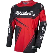 jersey moto Element Motocross Jersey Red