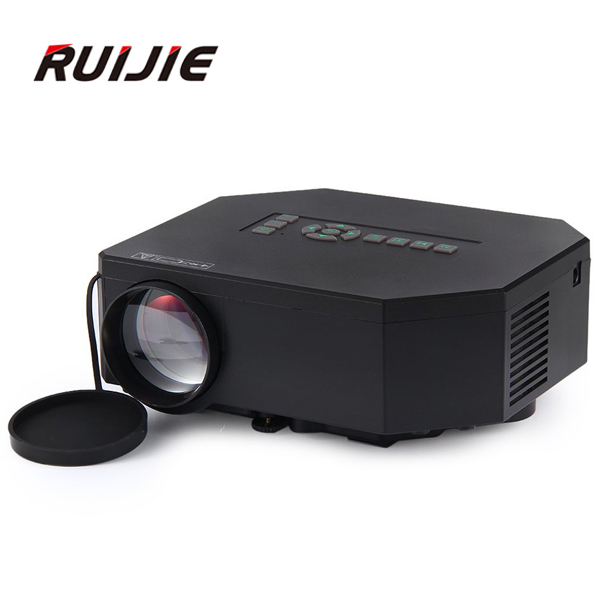 UC30 Mini Portable Home HD LED Projector 150 Lumens Multimedia Home Theater LCD Proyector Digital Projector Support HDMI VGA AV