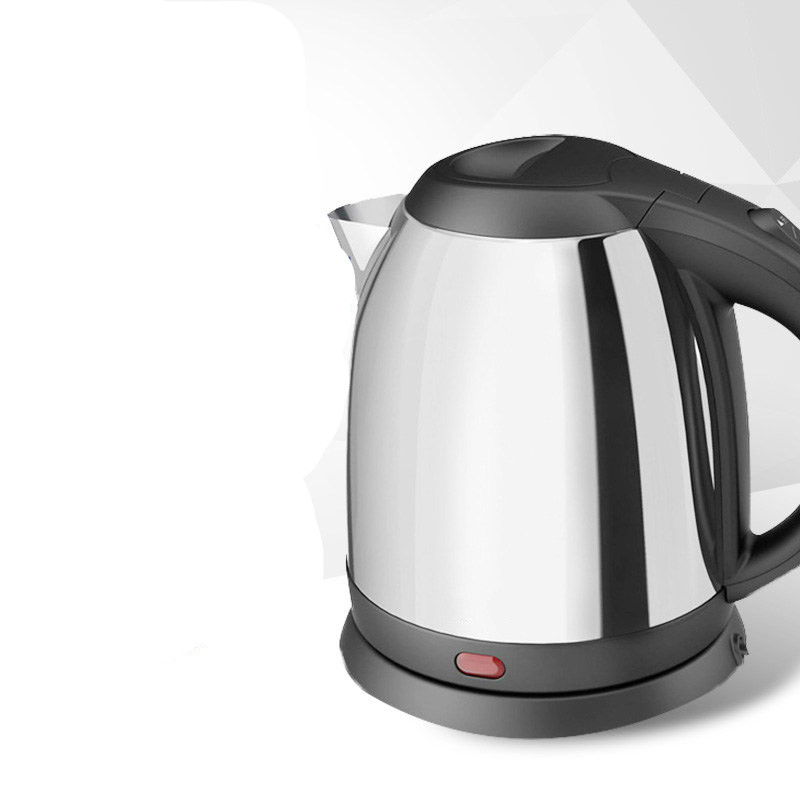 Electric kettle heating 304 stainless steel household automatic power off cukyi stainless steel 1800w electric kettle household 2l safety auto off function quick heating red gold
