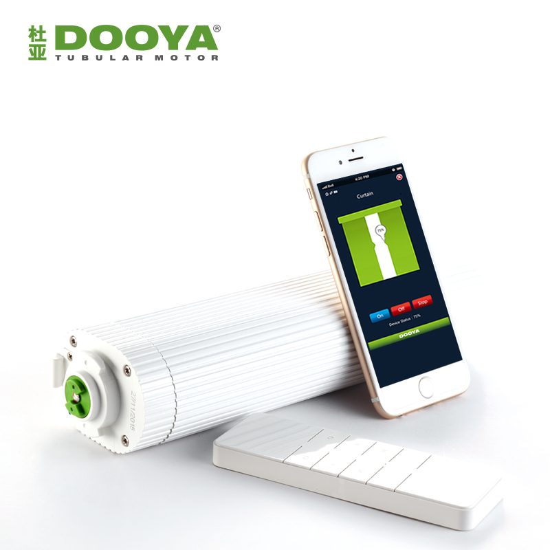 Broadlink DNA Dooya DT360E Electric Curtain Motor controller DC2760 Track IOS Android Control For font b