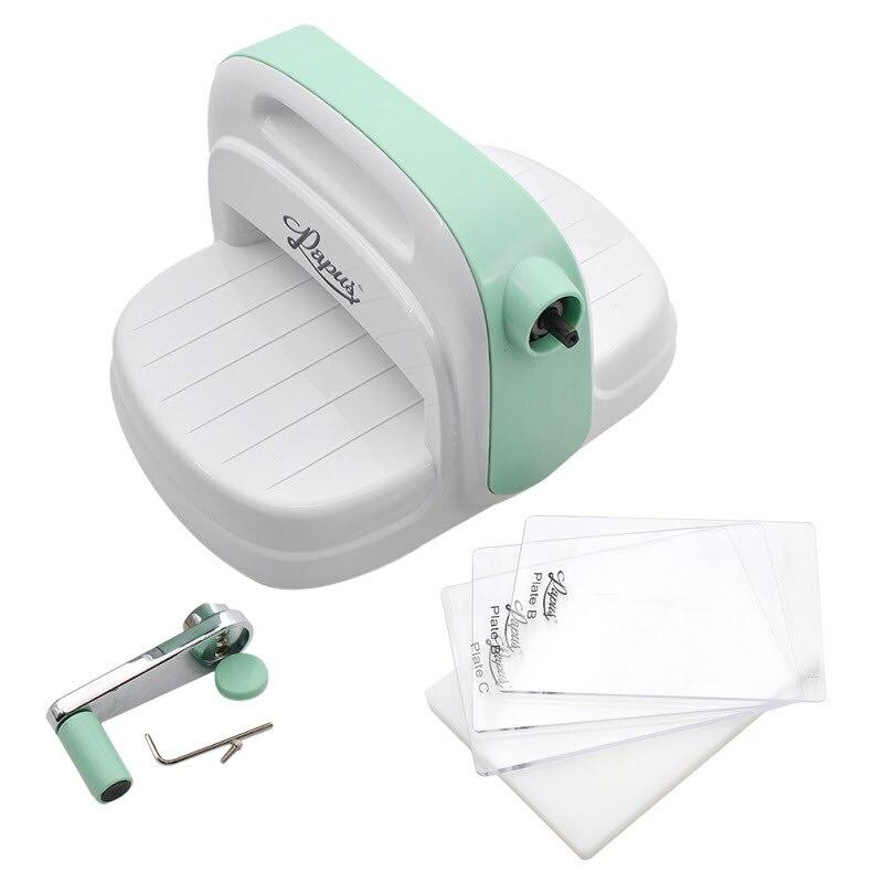 2019 bricolage Machine de découpe papier artisanat bricolage Scrapbooking Photo Album Cutter papier découpé Machine de découpe outils de gaufrage - 2