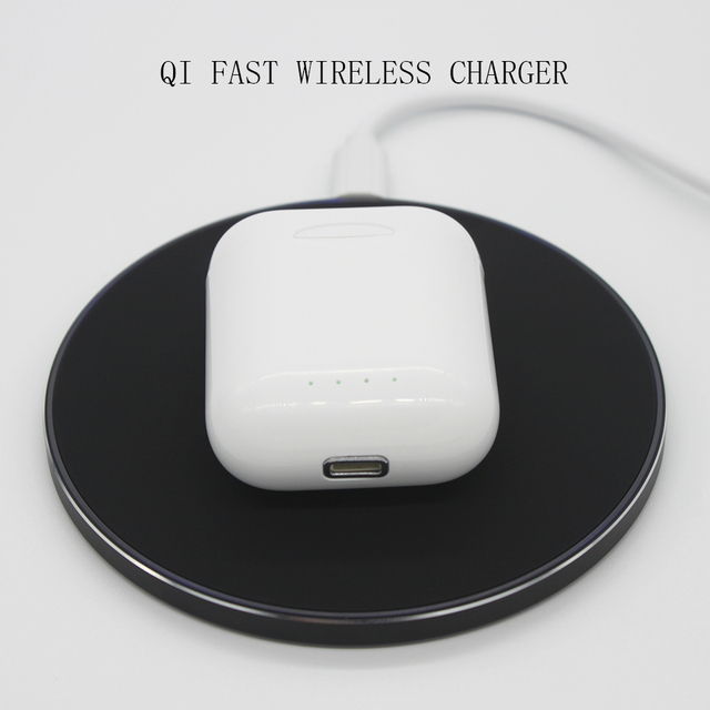 KD10 5.0 Bluetooth Earphone Wireless charging Touch control