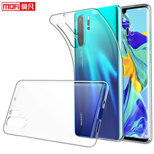 Huawei P30 Pro Case huawei p30 pro Cover Silicone Back Soft Ultra Thin Clear Funda Protective PRO coque case TPU