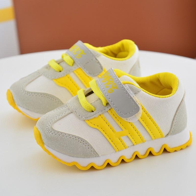 2018 Nowe buty dziecięce dla chłopców Dzieci z Canvas obuwie - Obuwie dziecięce - Zdjęcie 5