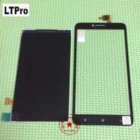 100 GOOD Working LCD Display Touch Screen Digitizer For Lenovo A816 A805E A768T Mobile Phone Repair