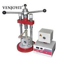 Dental Lab Flexible Denture Injector System Injection Machine