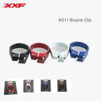 XXF 31 8mm 34 9mm CNC AL6061 Clamp Titanium Ti Bolt Road MTB Bike Bicycle Parts