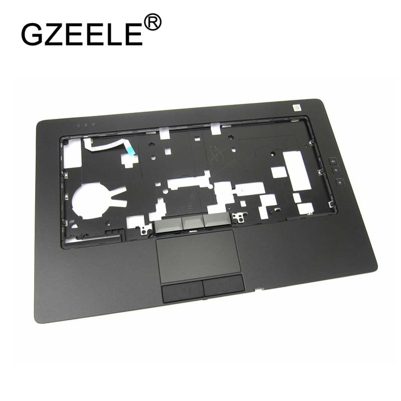 GZEELE Nouvel Ordinateur Portable shell pour Dell Latitude E6420 Repose-poignets Clavier Lunette Couvercle Supérieur Cas avec Touchpad