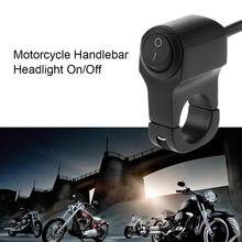 Motorcycle-Accessory Headlight-On/off-Switch Led-Light Waterproof with New Aluminum-Alloy