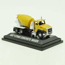 Yellow Architecture Construction Vehicle Model Alloy Simulation Cement Mixer Truck Toys For Children Buildings yellow architecture construction vehicle model alloy simulation cement mixer truck toys for children buildings