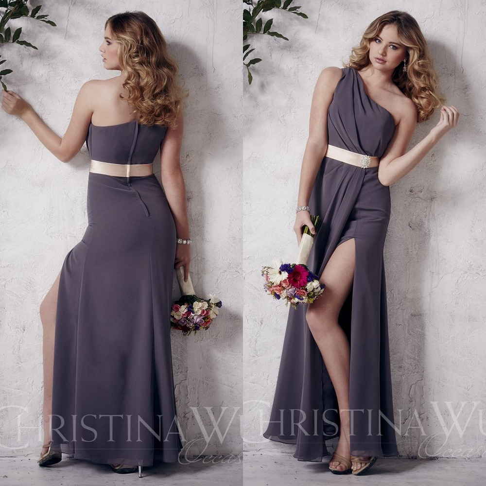 Dark gray bridesmaid dresses long dress on sale dark gray bridesmaid dresses long ombrellifo Choice Image