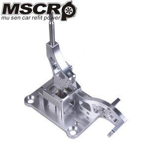 Image 1 - Billet Shifter Box for RSX Integra DC2 Civic EM2 ES EF EG EK w/ K20 K24 Swap without shift knob