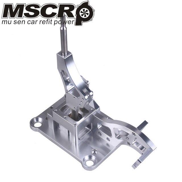 Caja de cambios de palanquilla para RSX Integra DC2 Civic EM2 ES EF EG EK w/K20 K24 Swap sin perilla de cambio