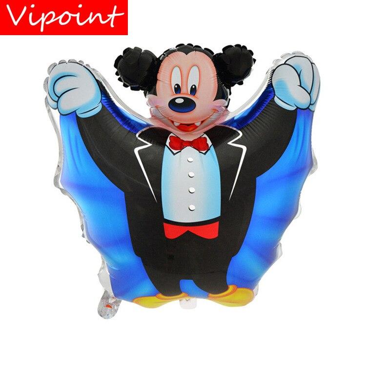 FESTA VIPOINT 54x62 cm vampiro sugador de sangue mouse balões foil casamento evento festival da festa de aniversário do dia das bruxas natal HY-260