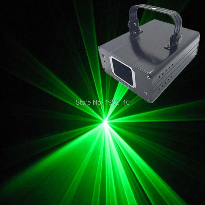 Green color DMX512 Laser Stage Lighting Scanner DJ Projector Party Light Stage Light Amazing lighting effects LED linear Beam niugul dmx stage light mini 10w led spot moving head light led patterns lamp dj disco lighting 10w led gobo lights chandelier