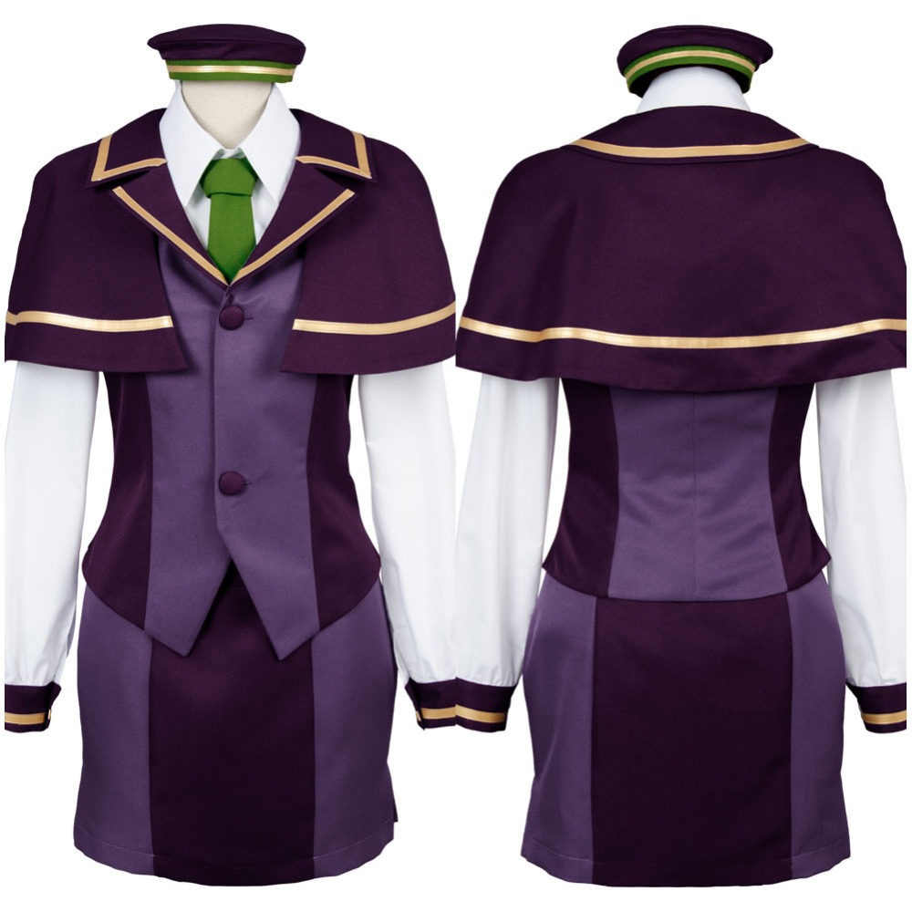 2017 Hot Sale Fate Grand Order Protagonist Ritsuka Fujimaru School Girl Uniform Cosplay Costume Full Sets