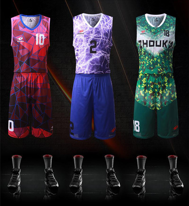 00a1c92ed Custom practice basketball jerseys cheap reversible basketball uniforms  Sublimation printed personalized color and pattern shirt-in Basketball  Jerseys from ...