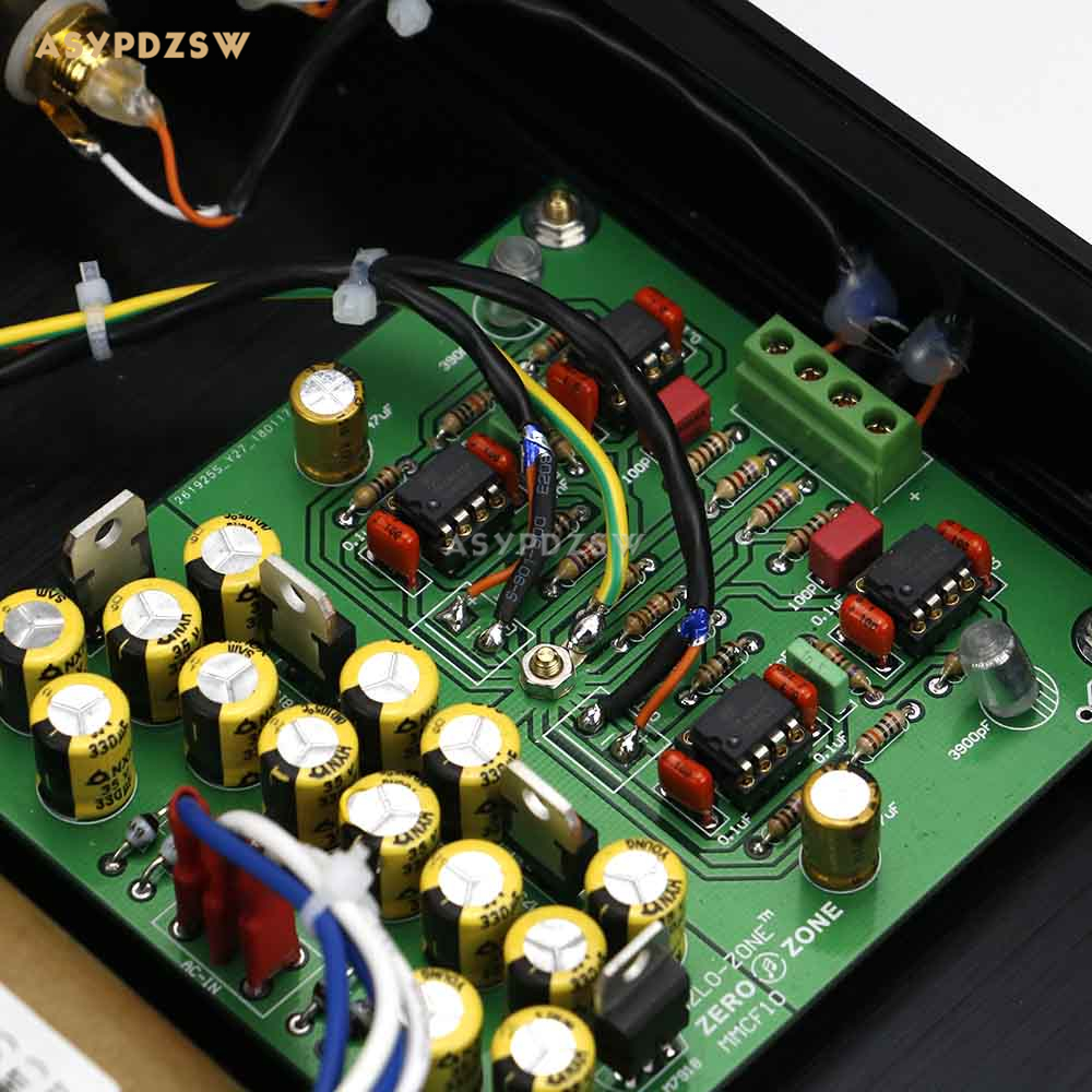 Mmcf10 Lp Phonograph Mm Amplifier Riaa Feedback Attenuation Phono Preamp Circuit Preamplifier In From Consumer Electronics On Alibaba Group