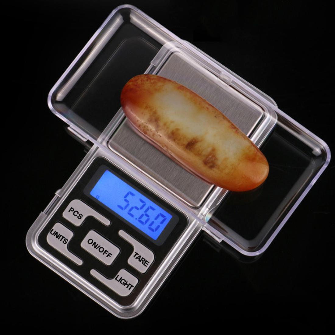 Jewelry Electronic Scales 200g/0.01g Mini Precision Digital Scales For Gold Bijoux Sterling Silver Scale 0.01 Weight