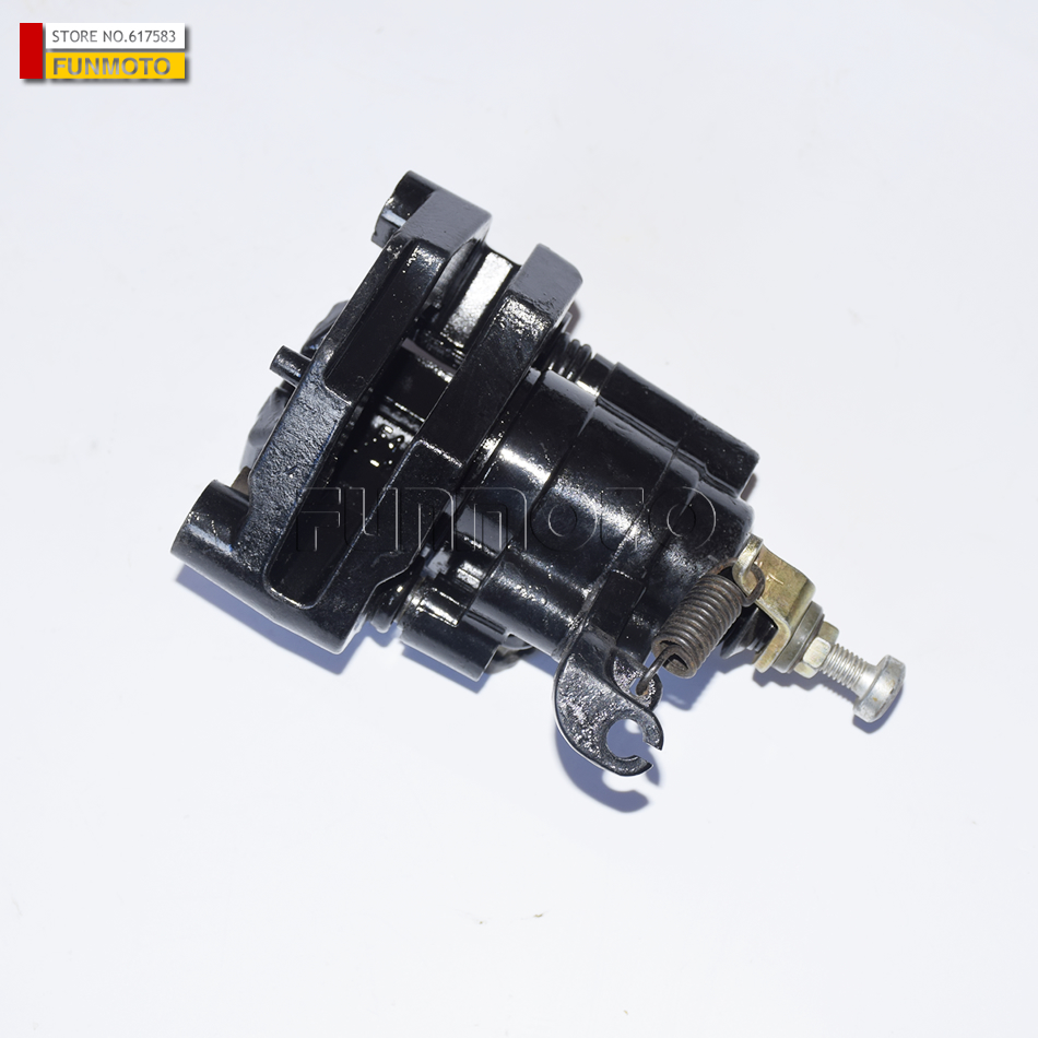 rear Brake caliper or brake shoe suit for LX500ATV/LONCIN500ATV brake shoe
